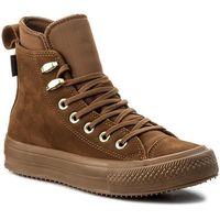 Sneakersy - ctas wp boot hi 557946c brown/brown/brass marki Converse