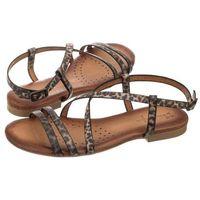 Sandały brązowe pantera 03207-31/00-0 (ma236-f) marki Maciejka