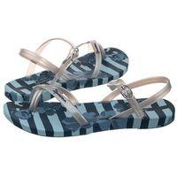 Sandały Ipanema Fadhion Sandal V Fem 82291/21345 Blue/Silver (IP4-a)