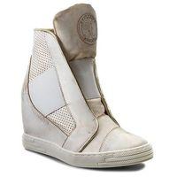 Sneakersy ROBERTO - 527/D B.Złoto, w 2 rozmiarach