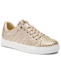 Guess Sneakersy - parlayna fl6pry fam12 gold