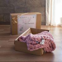 Pled Rose Quarz by We Love Beds, kolor Pled