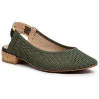 Sandały SERGIO BARDI - SB-24-09-000521 462, kolor zielony