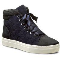 Sneakersy - daphne 4140003017 dark blue 402, Joop!