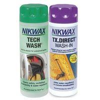 Zestaw pielęgnacyjny Nikwax Tech Wash / TX. Direct Wash-In