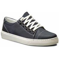 Sneakersy - wi23-holland-07 granatowy marki Lasocki