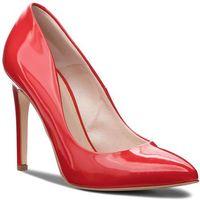 Szpilki SIMPLE - Violett DCG250-R65-JE00-7100-0 33, kolor czerwony