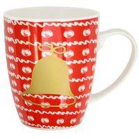 Veroni kubek świąteczny red 360 ml - mix wzorów