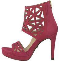 sandały damskie veronique 38 różowe marki Tamaris