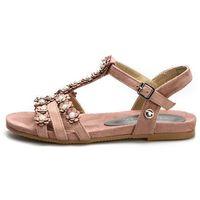 Tom Tailor sandały damskie 37 różowy, kolor różowy