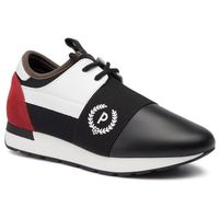 Sneakersy - sa15083g08ty100a neo.ner/ne/bi/ro, Pollini, 36-40