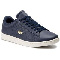 Sneakersy LACOSTE - Carnaby Evo 119 3 Sfa 7-37SFA0013J18 Nvy/Off Wht
