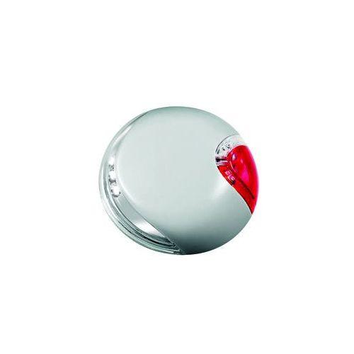 Flexi Smycz dla psa vario s czerwona, 8 m - lampka led-lighting-system (4000498020593)