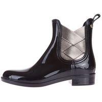 Tommy Hilfiger Odette 8R2 Rain Boots Czarny 41, kolor czarny