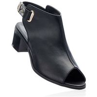 Sandały czarny, Bonprix, 36-40