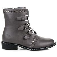 Buty vices new collection Szare workery