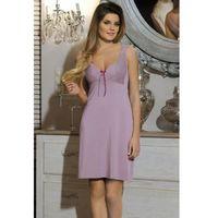 Koszula Nocna Model Charlotta Lawenda, kolor fioletowy