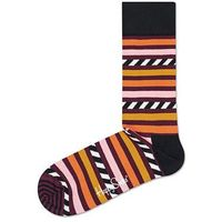 stripe & stripe socks pomarańczowy wielokolorowy 36-40, Happy socks