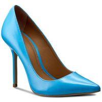 Szpilki KAZAR - Bianca 16278-01-85 Jasnoniebieski, kolor niebieski