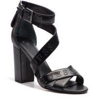 Sandały GUESS - FL6KOR LEA03 BLKBL