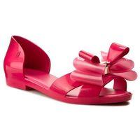 Sandały MELISSA - Seduction II Ad 31920 Dark Pink 01148, kolor różowy