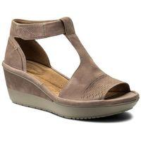 Sandały CLARKS - Wynnmere Avah 261339854 Grey