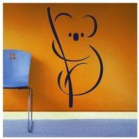 Deco-strefa – dekoracje w dobrym stylu Miś koala szablon malarski