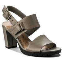 Sandały CLARKS - Kurtley Shine 261335884 Sage Leather