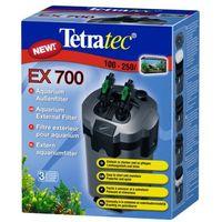 Tetra tec ex-700/800 filtr zewnętrzny kanistrowy do akwarium 250l marki Tetratec