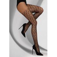 LivCo Corsetti Fashion Diunatell 20 DEN Black rajstopy, kolor czarny