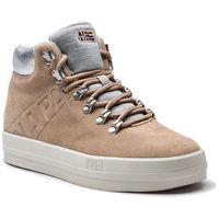 Napapijri Sneakersy - dahlia 17733969 taupe n47