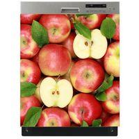 Stikero Mata magnetyczna na zmywarkę - pachnące jabłka 0214