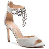 Sandały EVA MINGE - EM-21-05-000014 809, w 7 rozmiarach