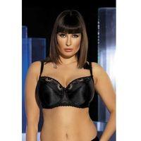 Ava biustonosz av 1102 czarny simplex, Ava lingerie
