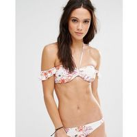 Minkpink Holiday Fling Off Shoulder Bikini Top - Multi