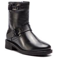 Botki - maddox allys pls50345 black 999 marki Pepe jeans