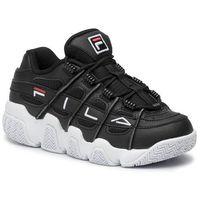 Sneakersy - uproot wmn 5bm00539.014 black/white/fila red marki Fila