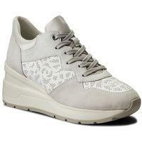 Sneakersy - d zosma c d828lc 022ew c0856 08522 c1352 white/off white, Geox