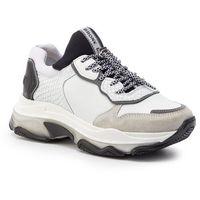 Bronx Sneakersy - 66167d-ca bx 1525 light grey/white/black 3063