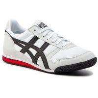 Sneakersy ASICS - ONITSUKA TIGER Ultimate 81 1183A392 White/Black 101, kolor biały