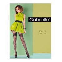 Gabriella rajstopy 652 dalia 20 den nero, GABRA652#NER#2