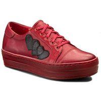 Sneakersy - 0462 sovage rosso, Simen