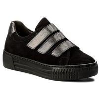 Sneakersy - 76.467.87 schwarz/argento marki Gabor