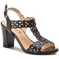 Sandały CAPRICE - 9-28315-22 Black Nappa 022