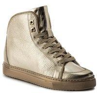 Sneakersy - 6337-69-m złoty 738, Badura