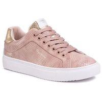 Sneakersy PEPE JEANS - Adams Lamu PLS30959 Light Pink 315, kolor różowy
