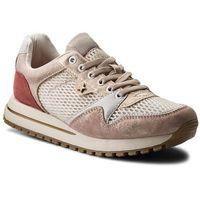 Sneakersy - beyond wl181555 white/platinum 553 marki Wrangler