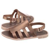 Sandały boemia shine ad 32398/52902 pink/metallic pink (ml75-b) marki Melissa