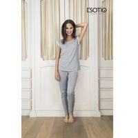 Esotiq Dessa 1 (33547-09X) (33549-09X) Szary piżama damska (5901656294667)