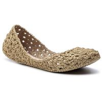 Baleriny - campana crochet ad 32246 golden gitter 51800 marki Melissa